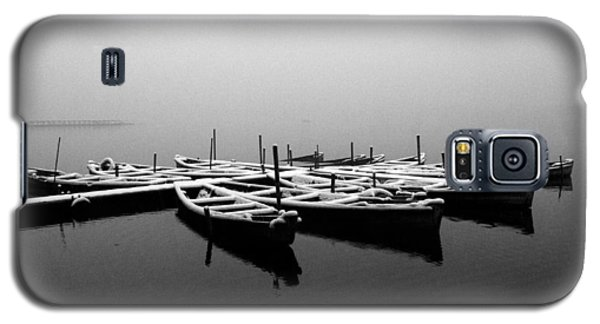 Foggy Morning On West Lake Galaxy S5 Case