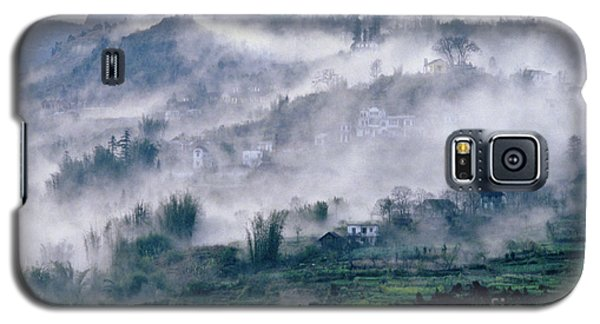 Foggy Mountain Of Sa Pa In Vietnam Galaxy S5 Case