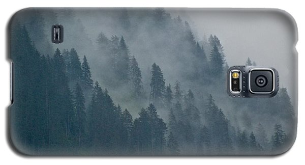 Foggy Mountain Ridge Galaxy S5 Case