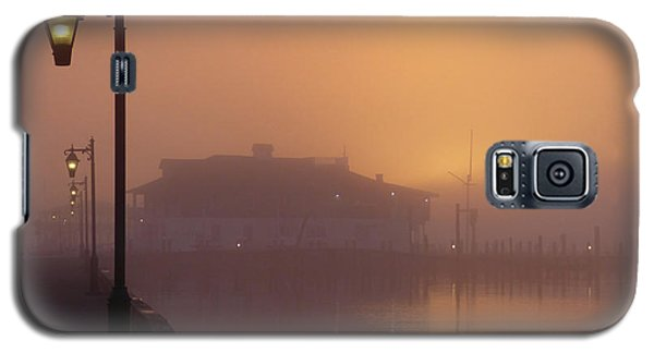 Foggy Sunrise Galaxy S5 Case