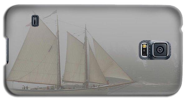 Foggy Windjammer Galaxy S5 Case