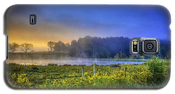 Fogy Sunrise  Galaxy S5 Case
