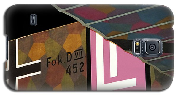 Fokker D Vii Galaxy S5 Case by Dave Mills