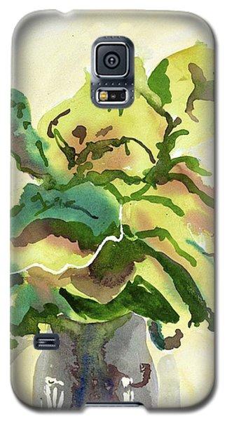 Foliage In Vase Galaxy S5 Case