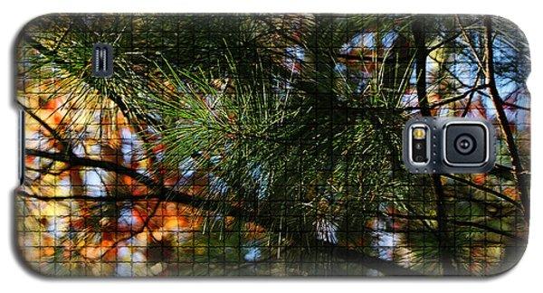 Foliage Tilework Galaxy S5 Case