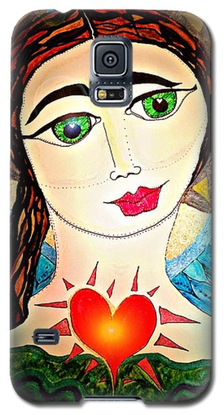 Folk Athena Galaxy S5 Case