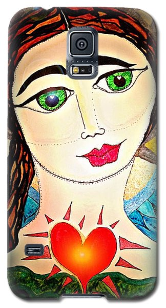 Folk Athena Galaxy S5 Case