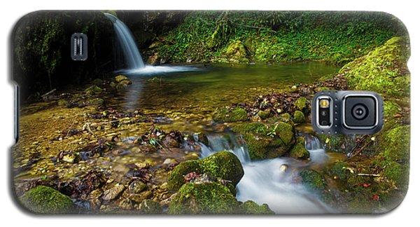 Galaxy S5 Case featuring the photograph Follow It by Yuri Santin