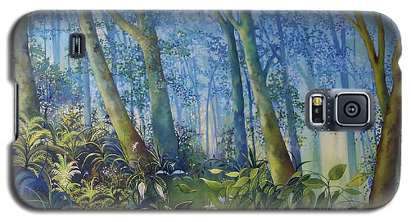 Follow Me Oil Painting Of A Magic Forest Galaxy S5 Case