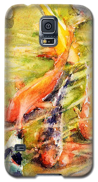 Follow The Leader Galaxy S5 Case by Judith Levins