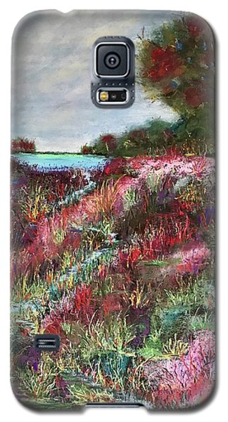 Follow The Whispers Galaxy S5 Case by Vickie Scarlett-Fisher