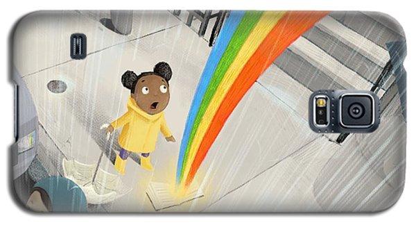 Follow Your Rainbow Galaxy S5 Case