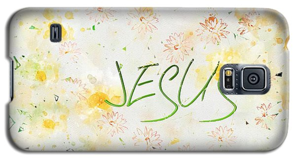 Follower Of Jesus Galaxy S5 Case