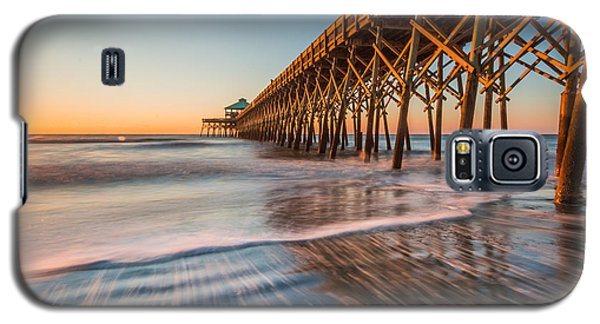 Folly Pier Galaxy S5 Case by RC Pics