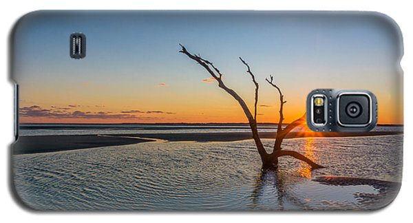 Folly Sunset Galaxy S5 Case by RC Pics