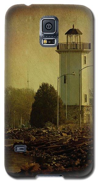 Fond Du Lac Lighthouse Galaxy S5 Case by Joel Witmeyer