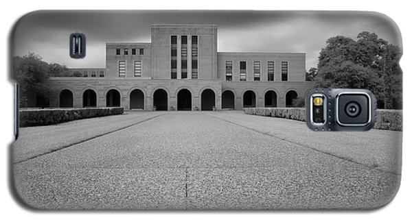 Galaxy S5 Case featuring the photograph Fondren Library  by Joshua House