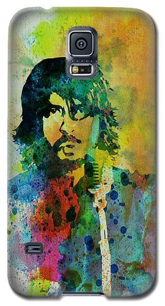 Foo Fighters Galaxy S5 Case by Naxart Studio