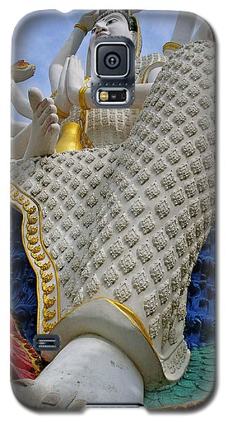 Foot Of Buddha Galaxy S5 Case