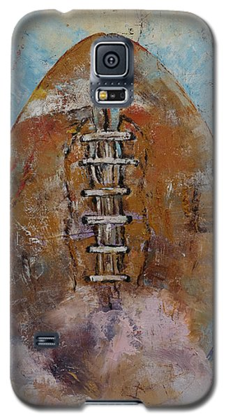 Football Galaxy S5 Case by Michael Creese