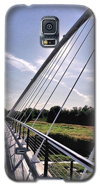 Footbridge 1 Galaxy S5 Case