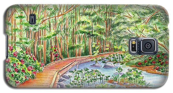 Footbridge Galaxy S5 Case