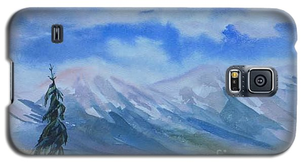 Foothills Galaxy S5 Case by Anna  Duyunova