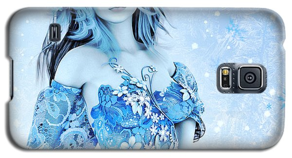 For All Winter Friends Galaxy S5 Case