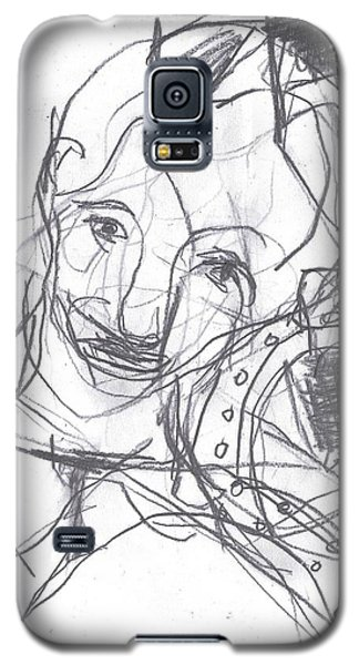 For B Story 4 1 Galaxy S5 Case