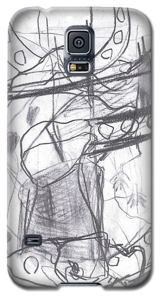 For B Story 4 10 Galaxy S5 Case