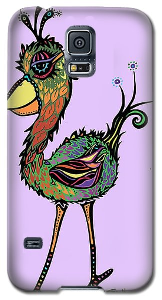 For The Birds Galaxy S5 Case by Tanielle Childers