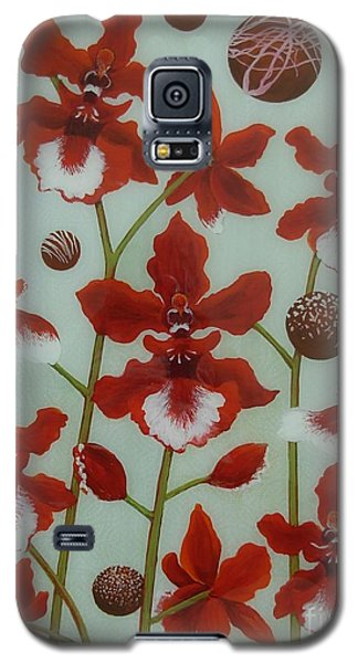 For The Love Of Chocolates Galaxy S5 Case