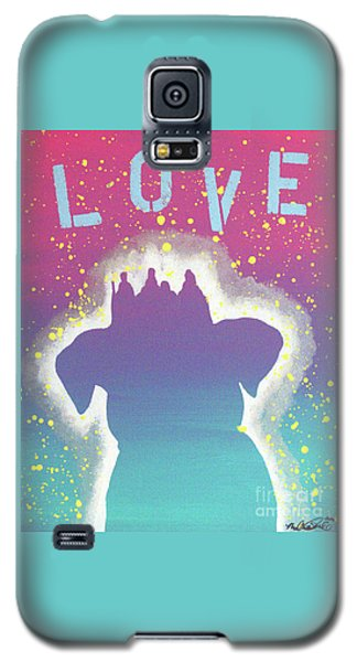 For The Love Of Pups Galaxy S5 Case