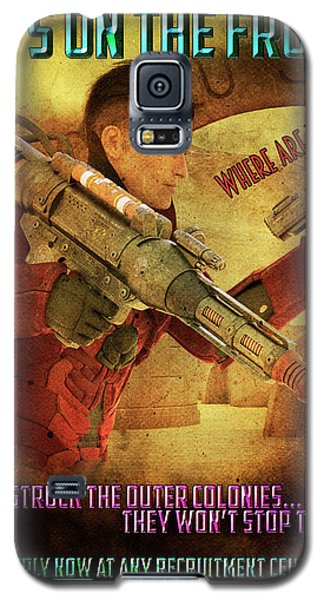 For Victory Galaxy S5 Case