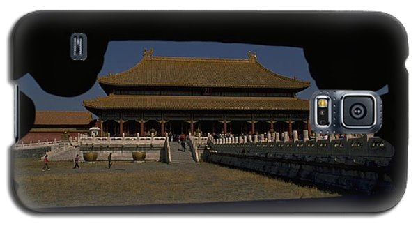 Forbidden City, Beijing Galaxy S5 Case