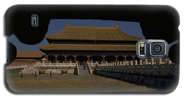 Forbidden City, Beijing Galaxy S5 Case
