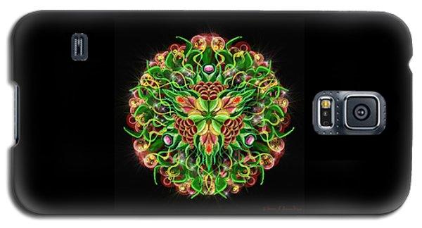 Forbidden Flower Galaxy S5 Case