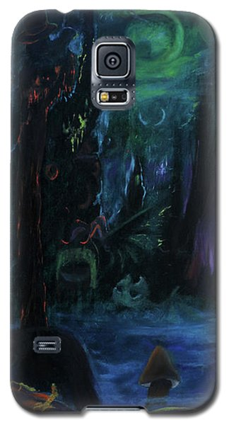 Forbidden Forest Galaxy S5 Case by Christophe Ennis
