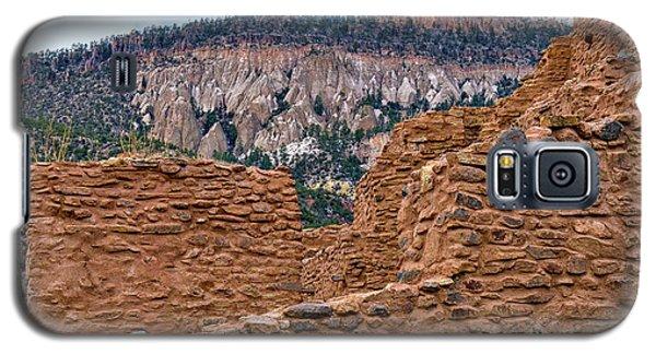 Forbidding Cliffs Galaxy S5 Case by Alan Toepfer