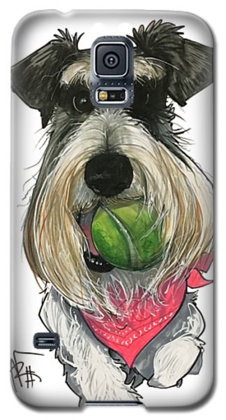 Ford 3235 Miley Galaxy S5 Case