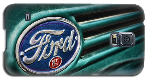 Galaxy S5 Case featuring the photograph Ford 85 by Caitlyn Grasso