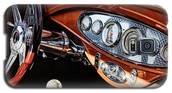 Galaxy S5 Case featuring the photograph Ford Coupe IIi by Brad Allen Fine Art
