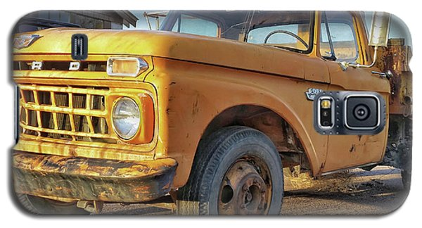 Ford F-150 Dump Truck Galaxy S5 Case
