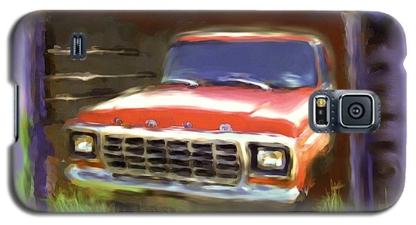 Ford F150 Galaxy S5 Case