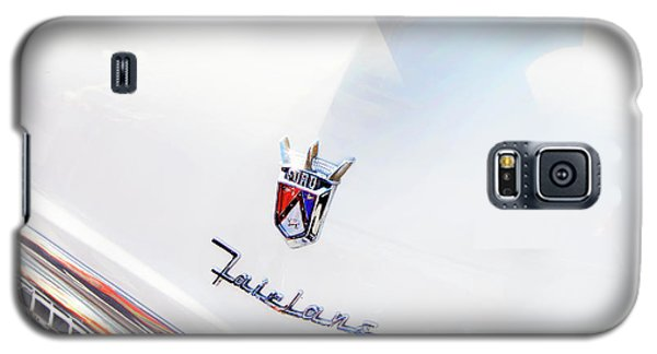 Ford Fairlane Classic Galaxy S5 Case by Theresa Tahara