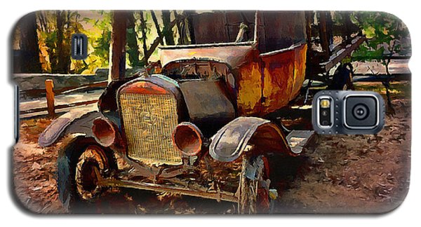 Ford Flatbed Truck Galaxy S5 Case