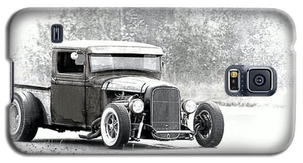 Ford Hot Rod Galaxy S5 Case by Athena Mckinzie