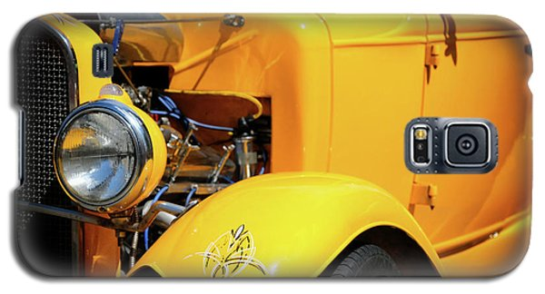 Galaxy S5 Case featuring the photograph Ford Hot-rod by Jeremy Lavender Photography