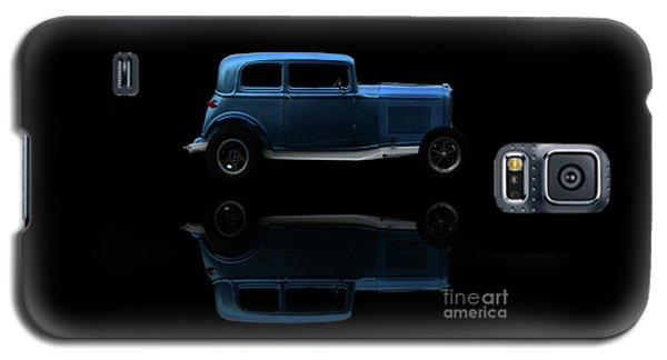 Ford Hot Rod Reflection Galaxy S5 Case