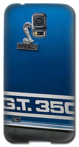 Ford Mustang G.t. 350 Cobra Galaxy S5 Case by Gordon Dean II